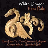 White Dragon par Ross Daly